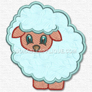 965790a9bbb69f Free Embroidery Design – Sheep –