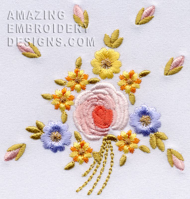 Free Embroidery Designs & Links To Free Embroidery Design Pages