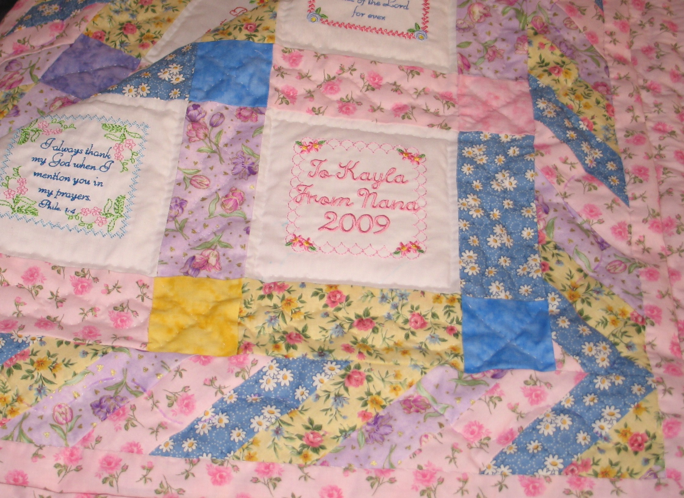 Bible Verse Quilt Bing Images