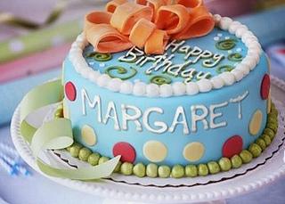 Resultado de imagen para Happy birthday Margaret