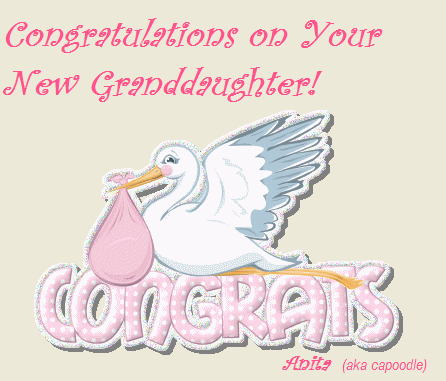 New Baby Congratulations Messages To Grandparent Just B
