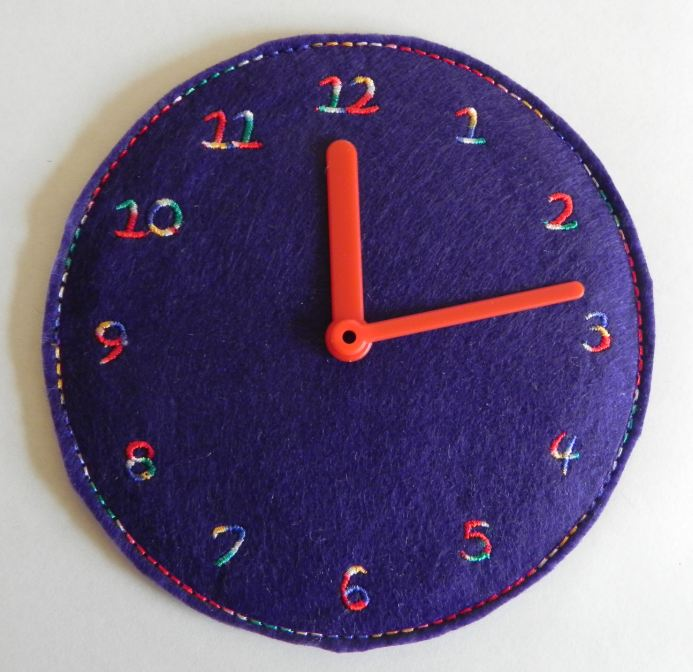 This is a picture of Enterprising Clock Face Designs
