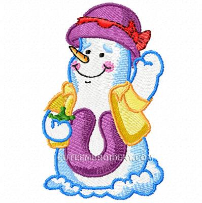 Alpha bonhomme de neige 026de74ce739