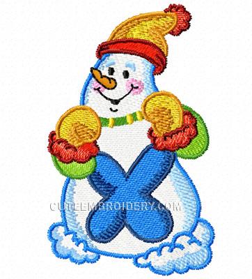 Alpha bonhomme de neige 06d79b874ede