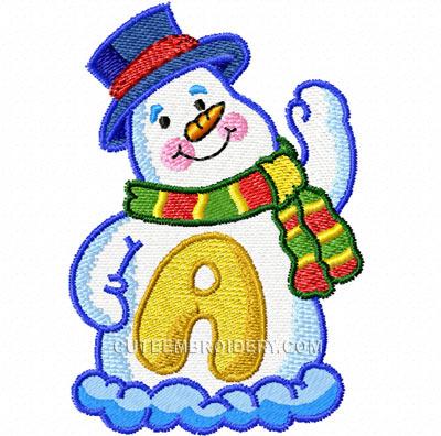 Alpha bonhomme de neige 1333be142933
