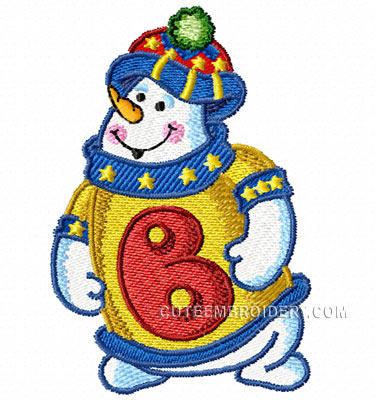 Alpha bonhomme de neige 2aef7a0aba4b