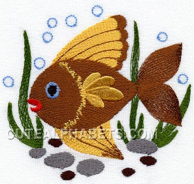 ABC-embroidery-designs.com Free Machine Embroidery Designs