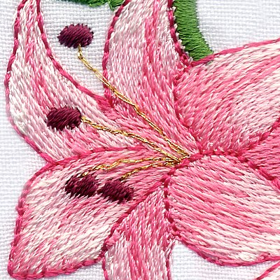 Cute Embroidery