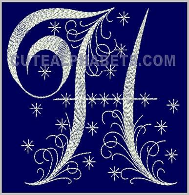 letter h design 493437