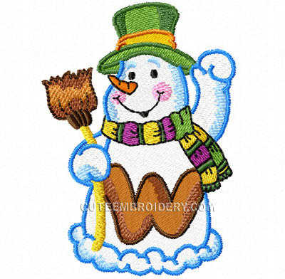 Alpha bonhomme de neige Bffaf16f50b4