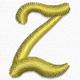Letter z lowercase