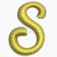 Letter s lowercase