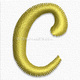 Letter c lowercase