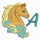 Horse font