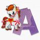 Pony font