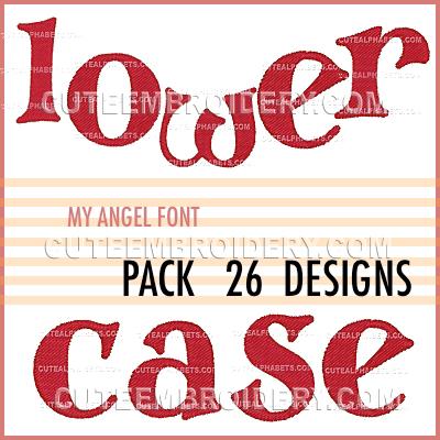 My Angel Font
