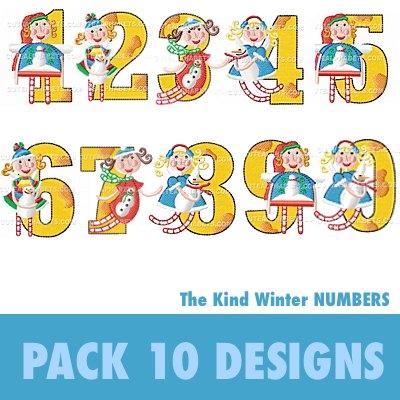 Kind Winter Numbers
