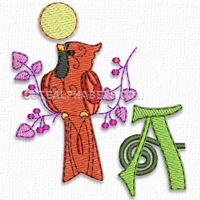 Cardinal font
