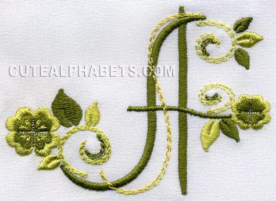 St Patrick font