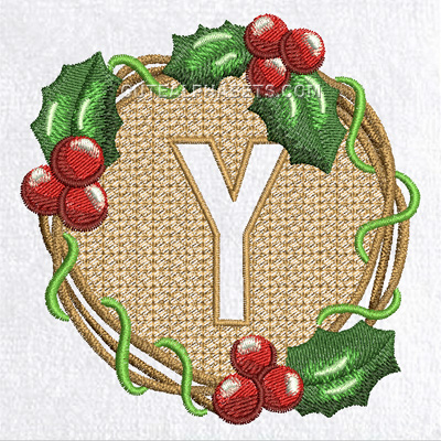 Letter Y