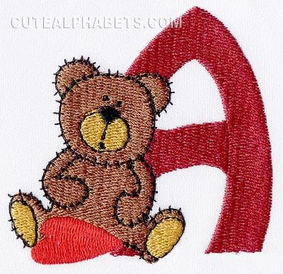 Bears font