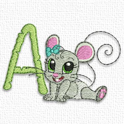 Mouse font