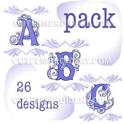 Charming Blue font
