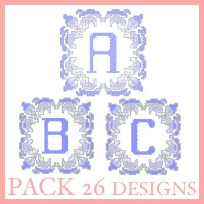 Blue Cross font