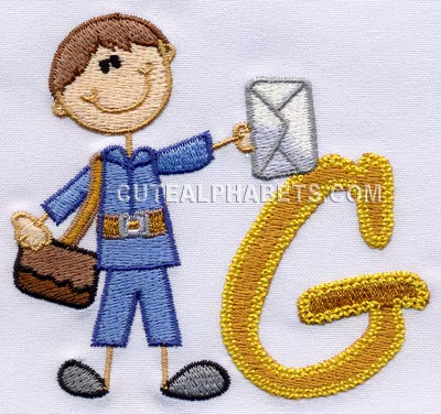 Letter G