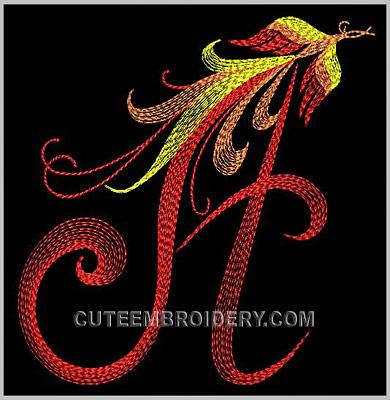Firebird font
