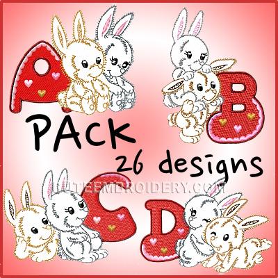 Funny Bunnies Font