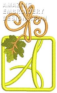 Family tree font