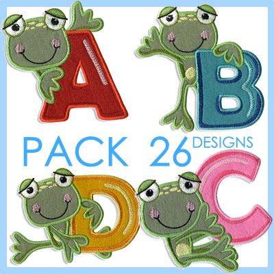 Adorable Frog font