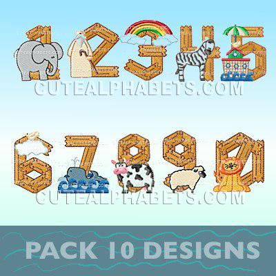 Noa Numbers