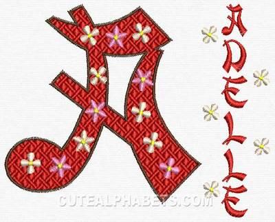 Mandarin font