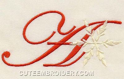 Snowflake font